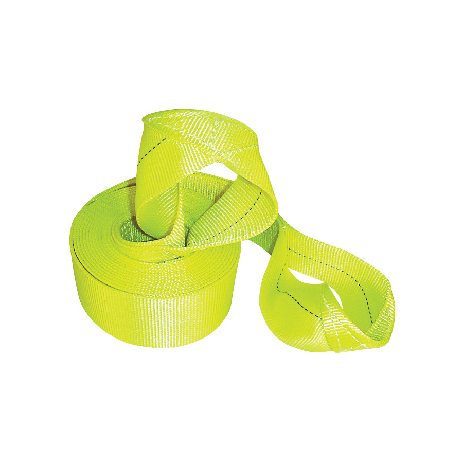 Keeper 89933 30 x 3 Vehicle Recovery Strap Max Vehicle Weight 15,000 lbs