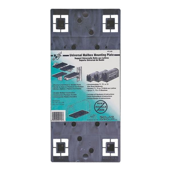 Gibraltar Mailboxes PLMB0060
