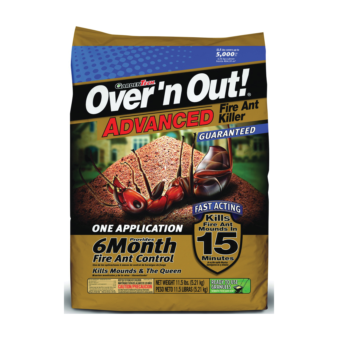 Over 'n Out 100522608