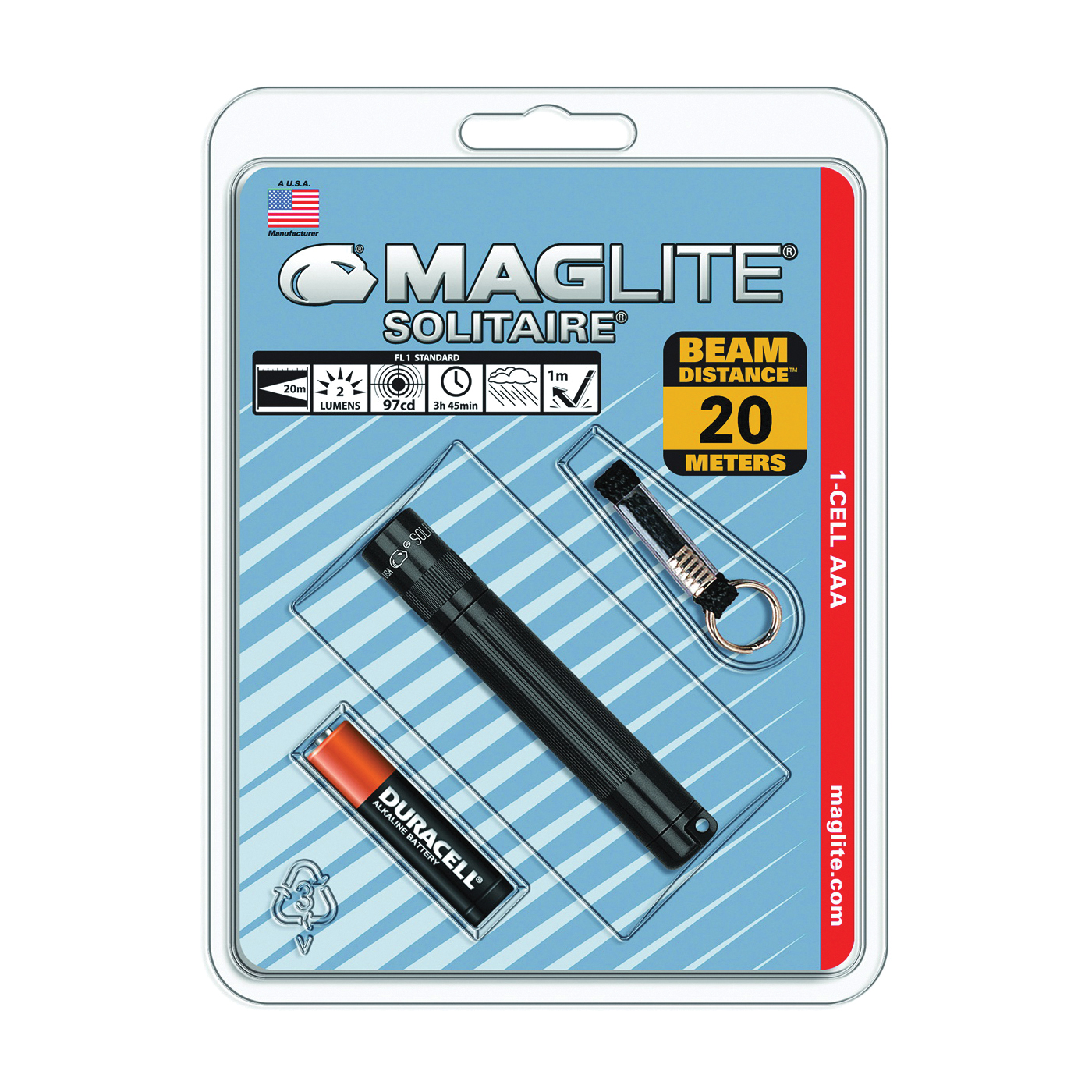 MagLite K3A016