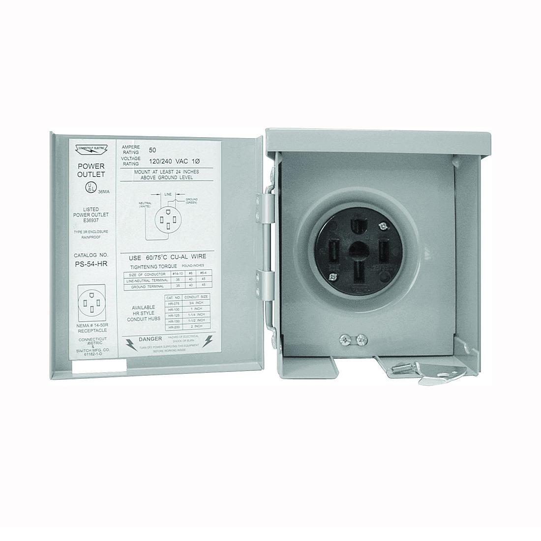 CONNECTICUT ELECTRIC PS-54-HR