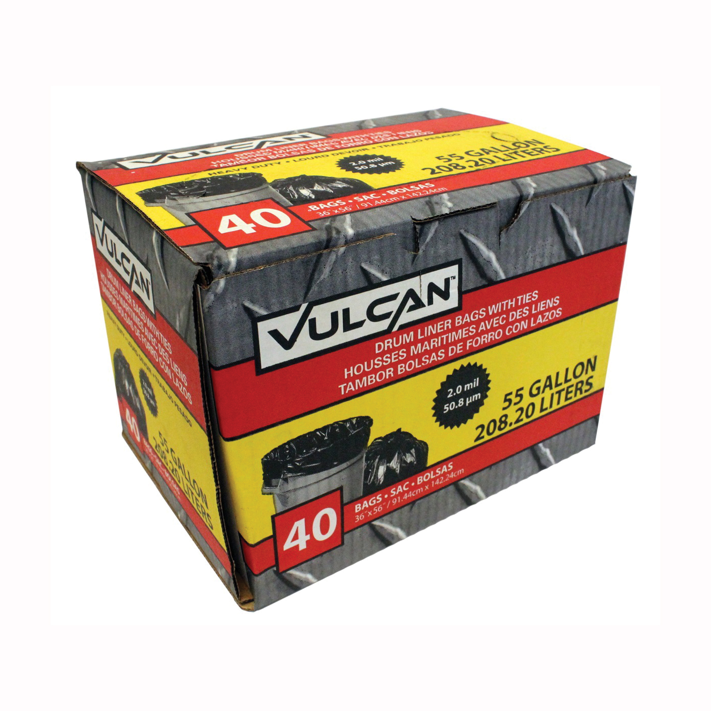 VULCAN FG-03812-10A