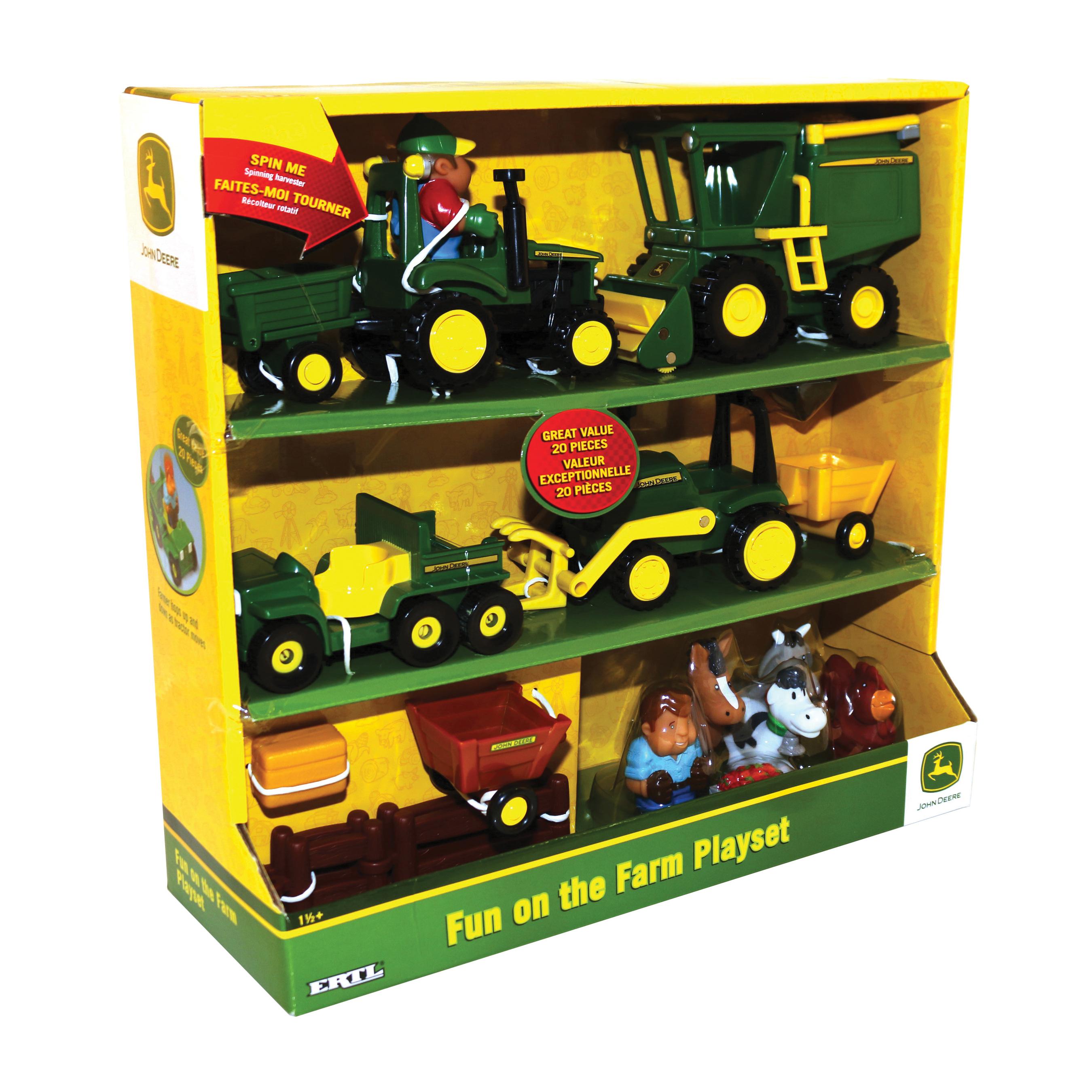 John Deere Toys 34984