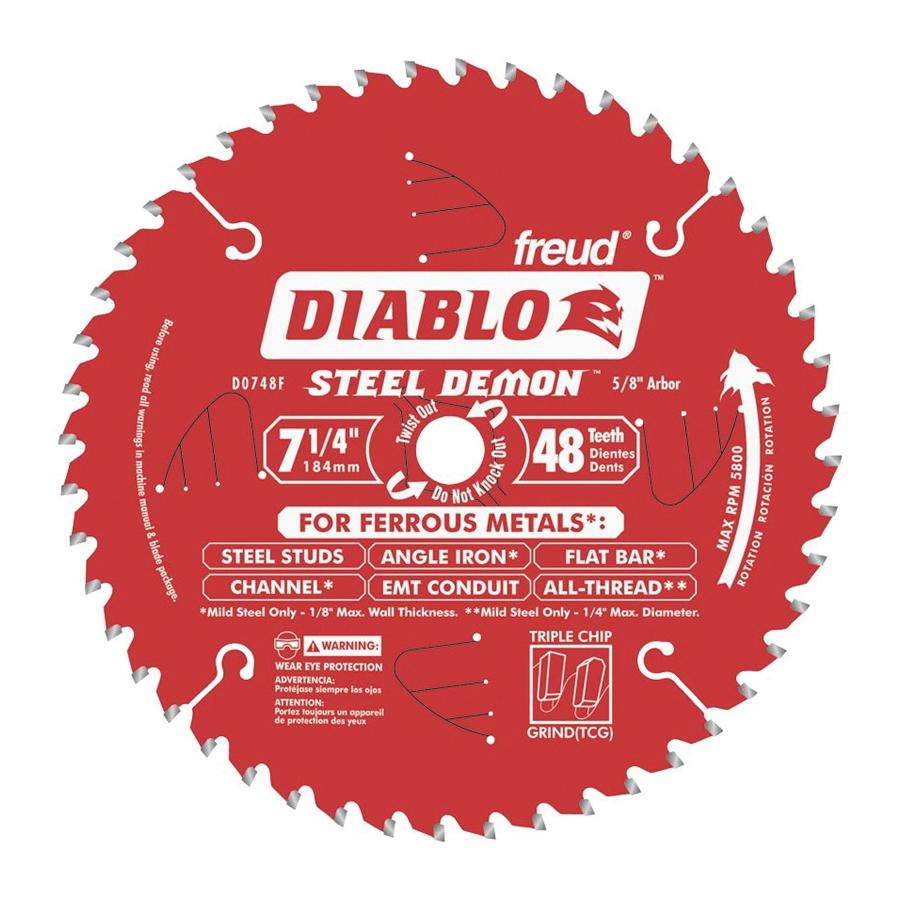 Diablo D0748CFX