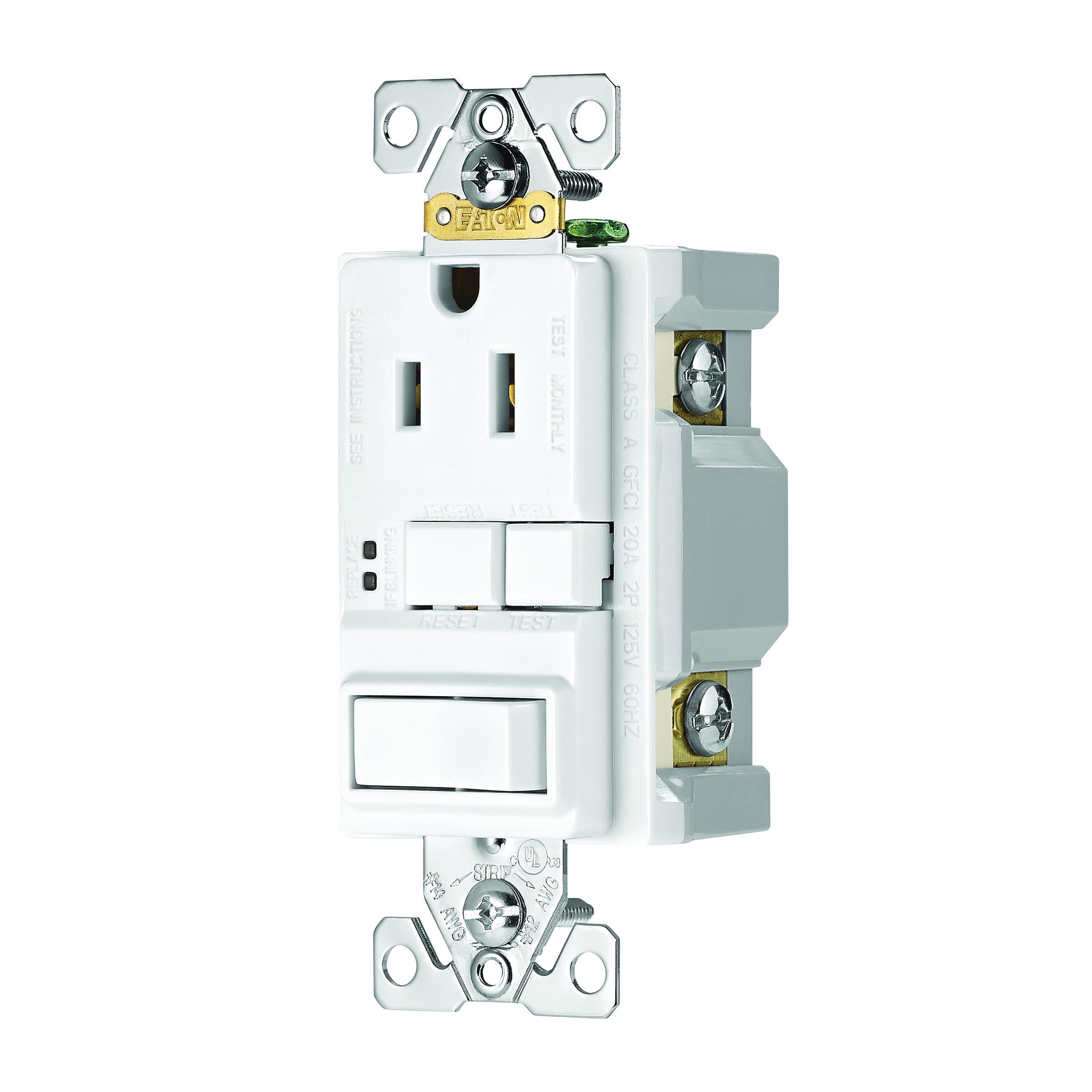 Eaton Cooper Wiring SGFS15W-MSP