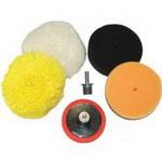 Pads - Buffing, Compounding & Polishing