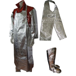 Aluminized Hoods, Gloves & Sleeves