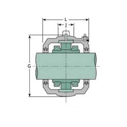 Cylindrical Split Roller Brg Cartridges