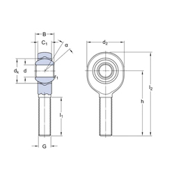 Male Rod Ends