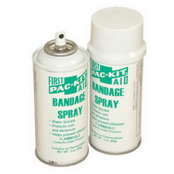 Spray & Liquid Bandages