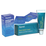 Topical Ointments, Creams & Antiseptics