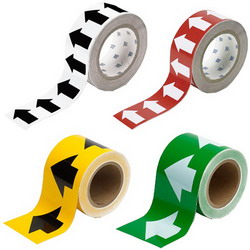 Pipe Marking Arrows & Banding Tape