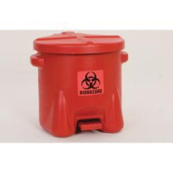 Biohazard Waste Cans