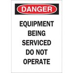 Machine & Equipment Signs