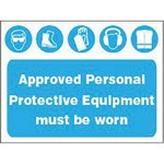 Personal Protection (PPE) Signs
