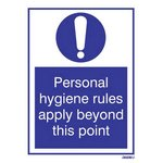 Personal Hygiene Signs