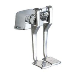 Faucet Foot Controls