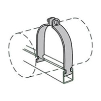 Channel & Strut Mounting Clamps