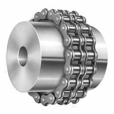 Chain Shaft Couplings - Complete