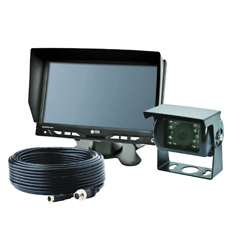 Automotive Camera System Monitors
