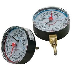 Hydronic Temperature & Pressure Gauges