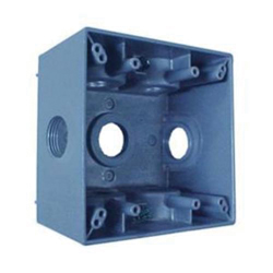 Weatherproof Device/Outlet Box Extension