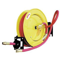 Air Hose/Electric Cord Combination Reels