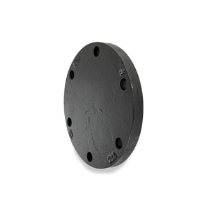 Cast Iron Blind Flanges