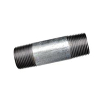 Galvanized Steel Pipe Nipples
