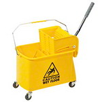 Mop Bucket & Wringer Combinations