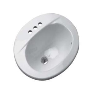 Countertop & Inset Bathroom Sinks