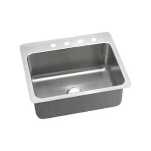 Dual-Mount Kitchen Sinks