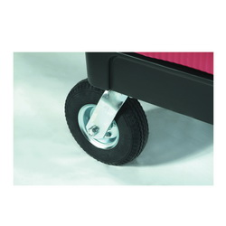 Pneumatic & Solid Rubber Casters