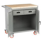 Mobile Service Benches & Cabinets