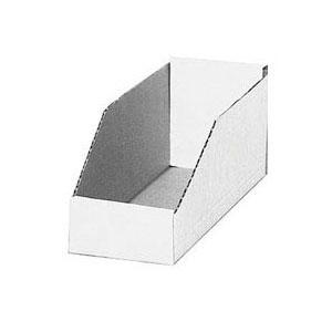 Corrugated Shelf Bins & Dividers