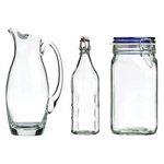 Jars, Bottles & Jugs