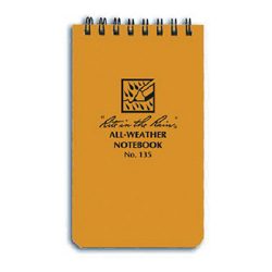 All-Weather Notebooks