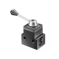 Hydraulic Hand Pump Valves