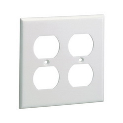 Raceway Outlet Box Covers & Plates