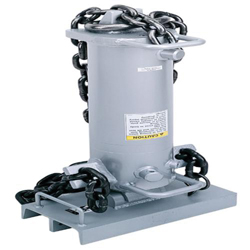 Hydraulic Post Pullers