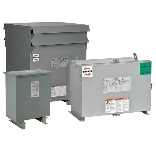 Distribution, Dry-Type Transformers