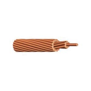 Stranded Bare Copper Wires