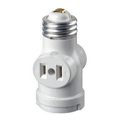 Power Outlet Taps-Adapters