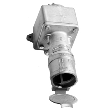 Explosion-Proof Pin & Sleeve Receptacles