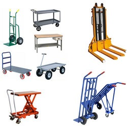 Material Handling, Storage & Rigging