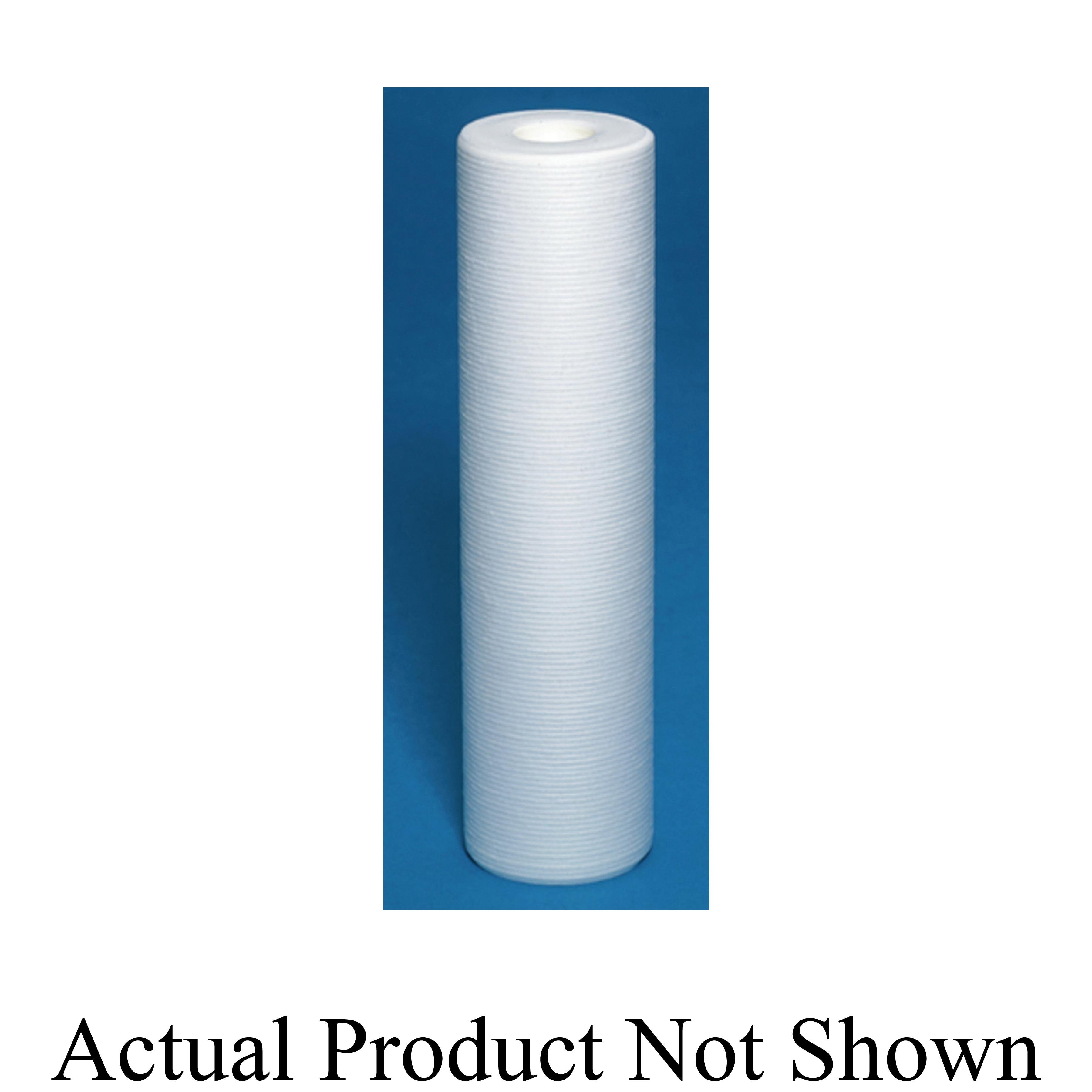 3M™ 016145-18124 NB Filter Bag, 32 in L Filter Bag, 180 gpm, 180 deg F, 100 micron