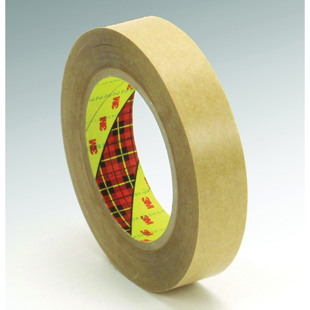 Scotch® 021200-01033 Double Sided Tape With Dispenser, 450 in L x 1/2 in W, 3 mil THK, Transparent