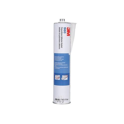 3M™ 021200-41594 High Strength Adhesive Sealant, 10.1 fl-oz Cartridge, Gray, Polyurethane Base