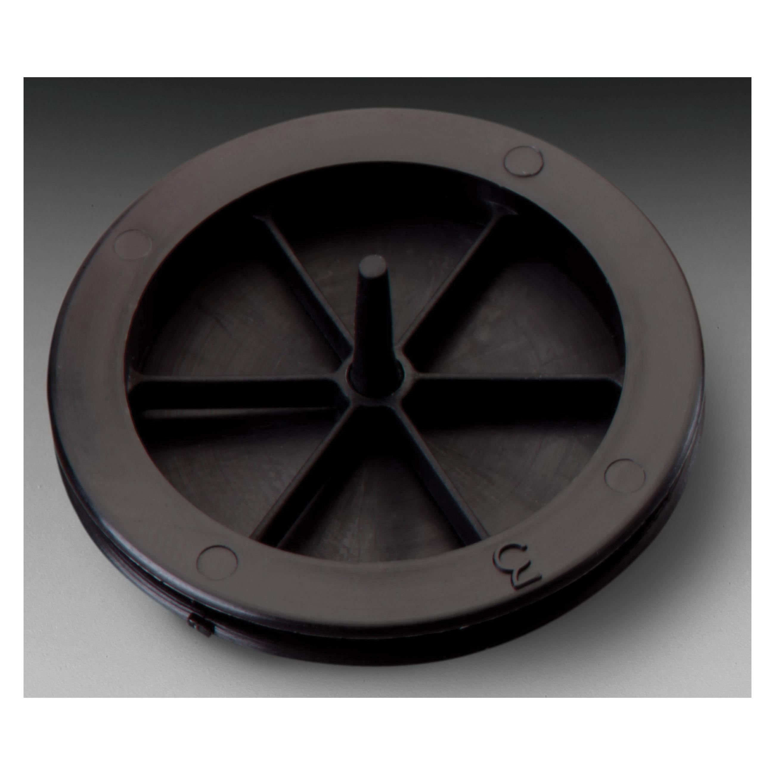 Scott Safety 045135 CBRN Cap-1 Cannister, Polyamide, Black, 4.33 in Dia X 4.11 in HT X 40 mm NATO Thread, For M120, M112, AV-2000¿¿¿, AV-3000¿¿¿ Sureseal¿¿¿, C420