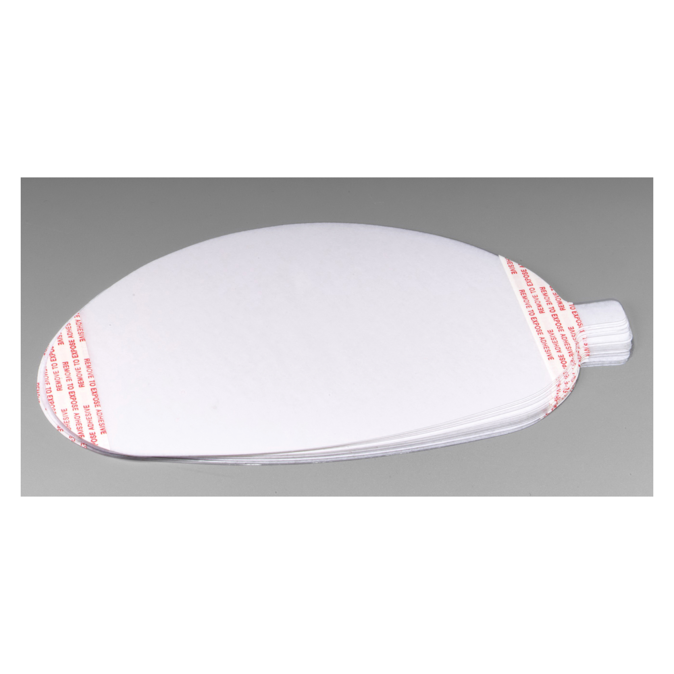 3M™ 021200-60418 Lens Cover, For Use With 7000 Series Full Facepiece Respirators, White